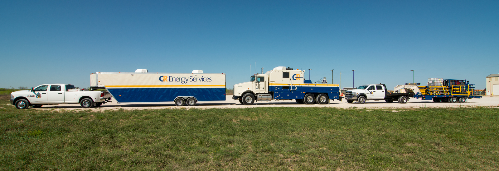 Welcome to GR Energy Services